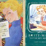 Astrid Lindgren: Britt Marie (Deutsch + Schwedisch)
