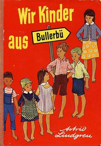 Wir Kinder aus Bullerbü, 1954