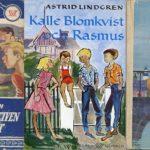 Astrid Lindgren: Kalle Blomquist (Schwedisch)