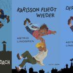 Astrid Lindgren: Karlsson (Deutsch)