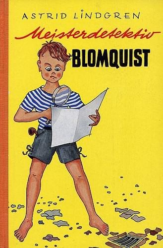 Meisterdetektiv Blomquist, 1950