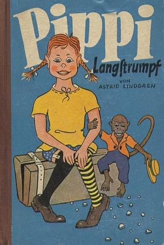 Pippi Langstrumpf, 1949