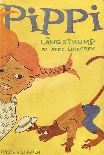 Pippi Långstrump, 1945