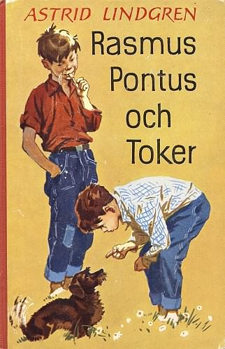 Rasmus, pontus och toker, 1958