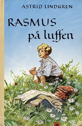 Rasmus på luffen, 1956