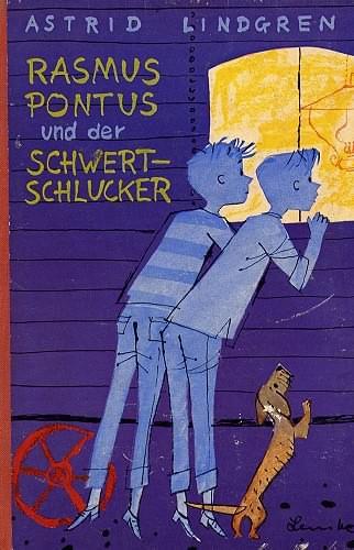 Ramus, Pontus und der Schwertschlucker, 1958