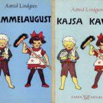 Astrid Lindgren: Sammelaugust (Deutsch + Schwedisch)